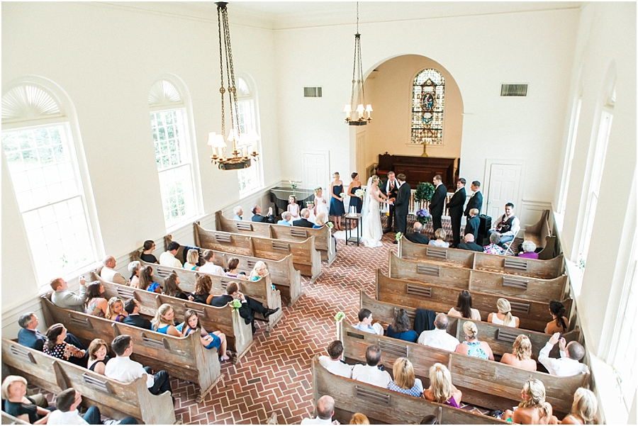 Whitfield Chapel Savannah Wedding