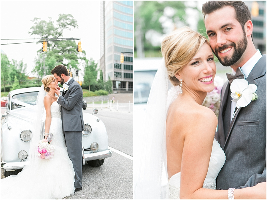 Elegant Bride and Groom Photos Biltmore Ballrooms Atlanta
