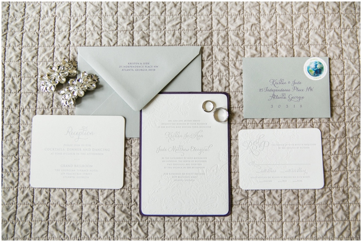Gray Invitation Suite