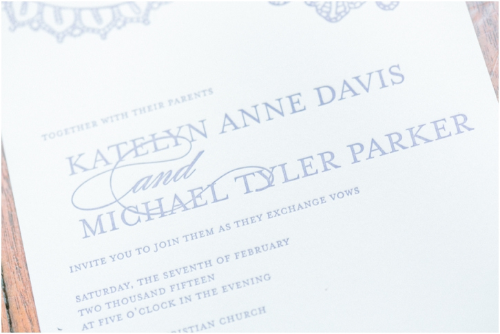 white and lavender invitation minted.com
