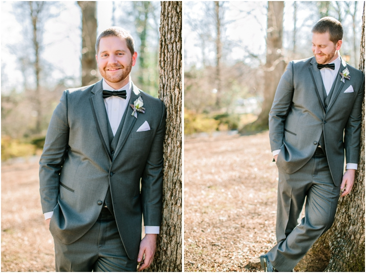 Callanwolde Fine Arts Center groom photo