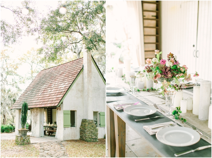 River Oaks Charleston Wedding Reception Ideas