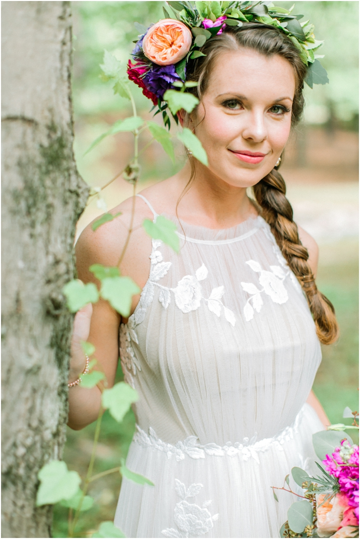 Unique Bridal Photos