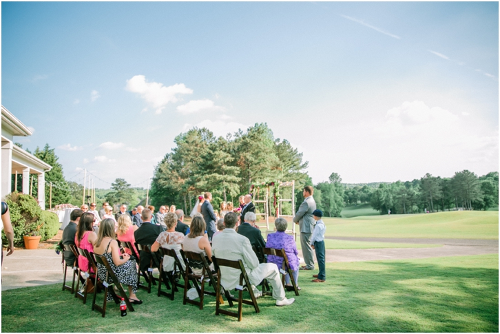 Chateau Elan Legends Clubhouse Wedding Photos