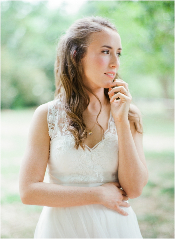 Romantic Bridal Photos Vinewood Wedding