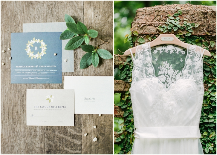 Organic Invitation Suite