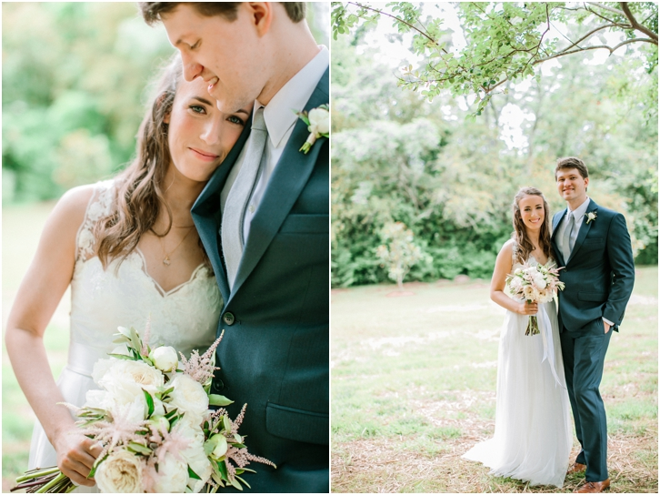 Beautiful Bride and Groom Photos at Vinewood Plantation
