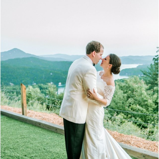 Waterfall Club Wedding Photos