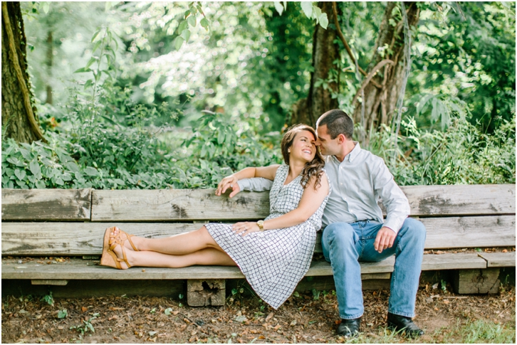 Romantic Engagement Pictures Atlanta