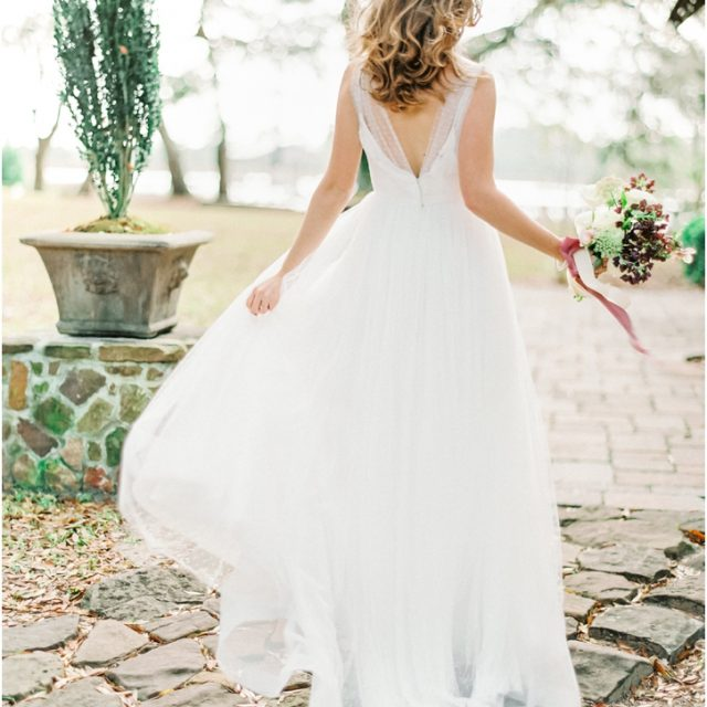 Romantic Bridal Gown