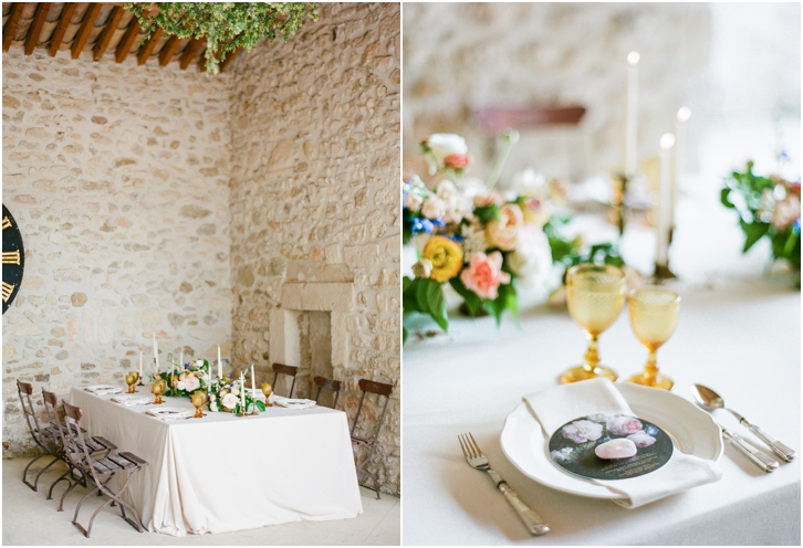 Rustic European Wedding Inspiration