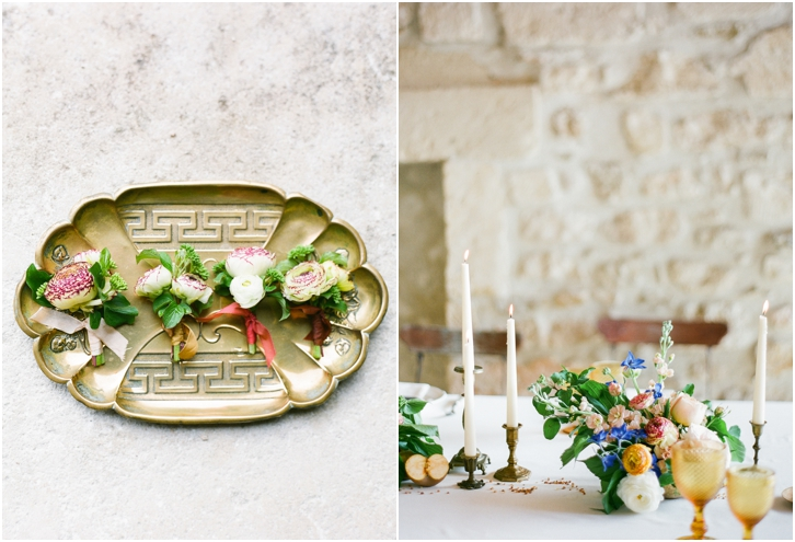 Old World Elegant Wedding Decoration