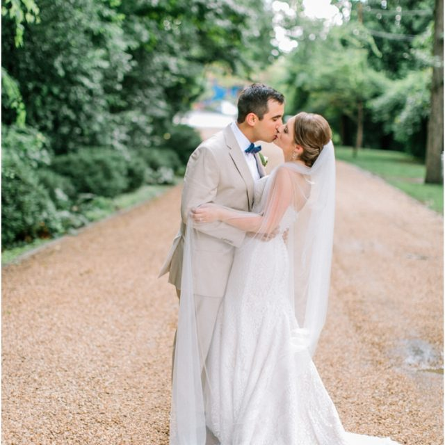 Romantic Wedding Photos Atlanta