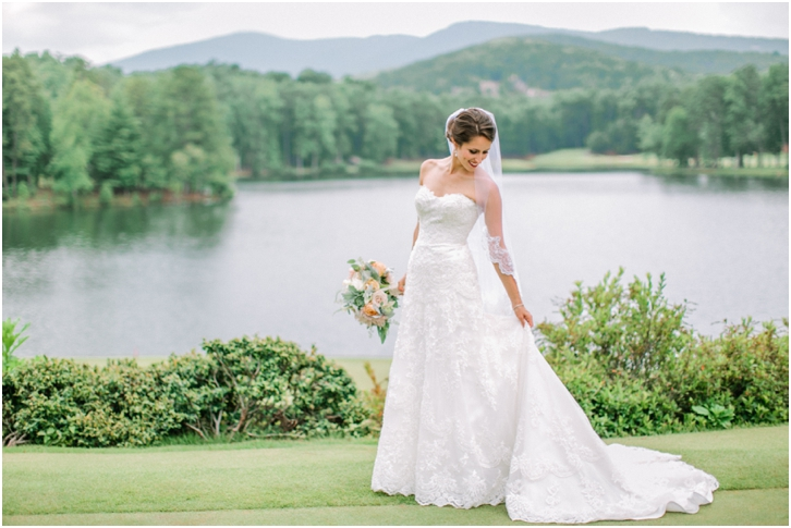 Big Canoe Mountain Wedding Photos