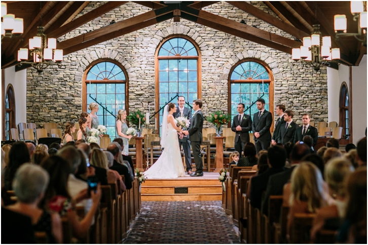 Big Canoe Chapel Wedding Photos