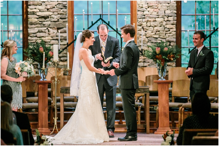 Big Canoe Chapel Wedding Pictures