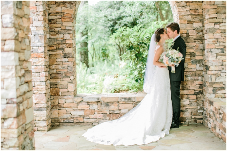 Romantic Big Canoe Wedding Photos