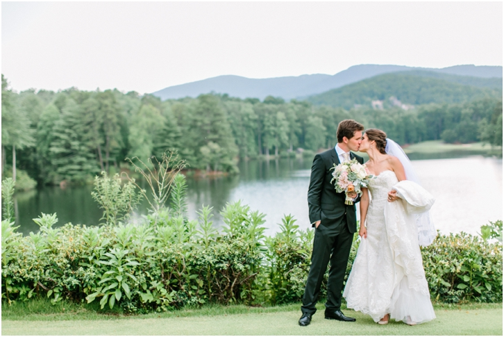 Big Canoe Wedding