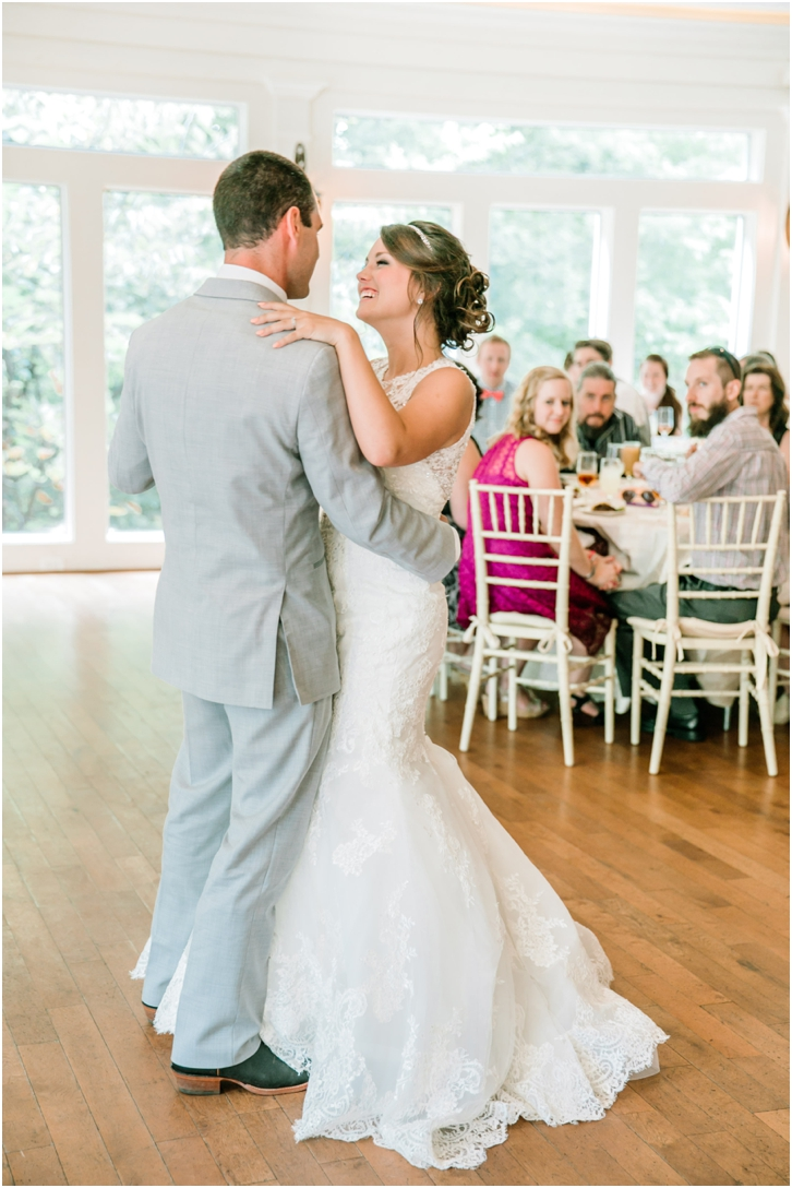 First dance at Primrose Cottage