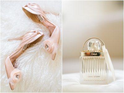 Pink Bridal Shos