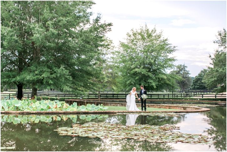 Creative Wedding Photos at Foxhall Resort