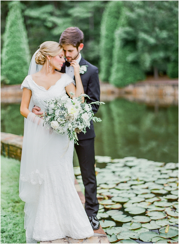 Romantic Film Wedding Photos Foxhall Resort
