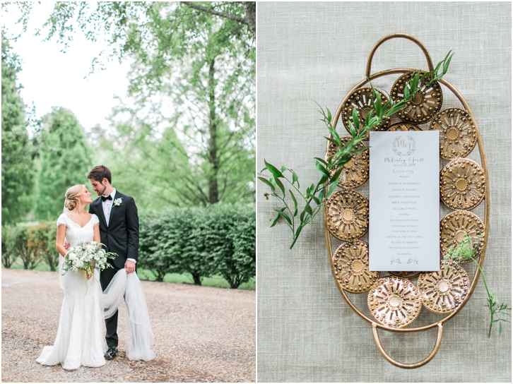European Inspired Wedding Atlanta