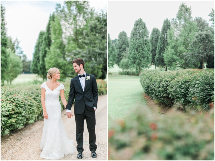 French Inspired Wedding at Foxhall Resort Atlanta
