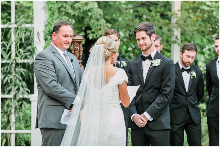 Vows at Foxhall Resort Wedding