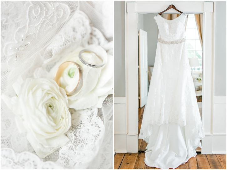 Estate Atlanta Wedding Bridal Gown