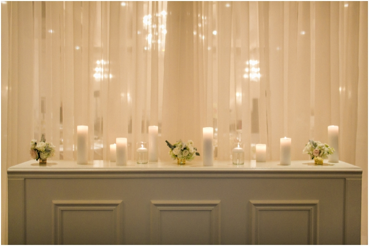 Candlelight Wedding Ideas