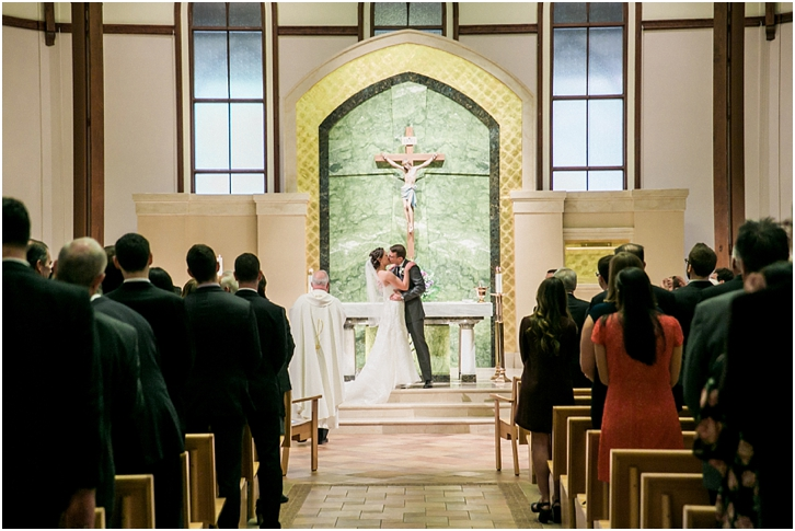 Catholic Church of St. Ann Wedding Photos