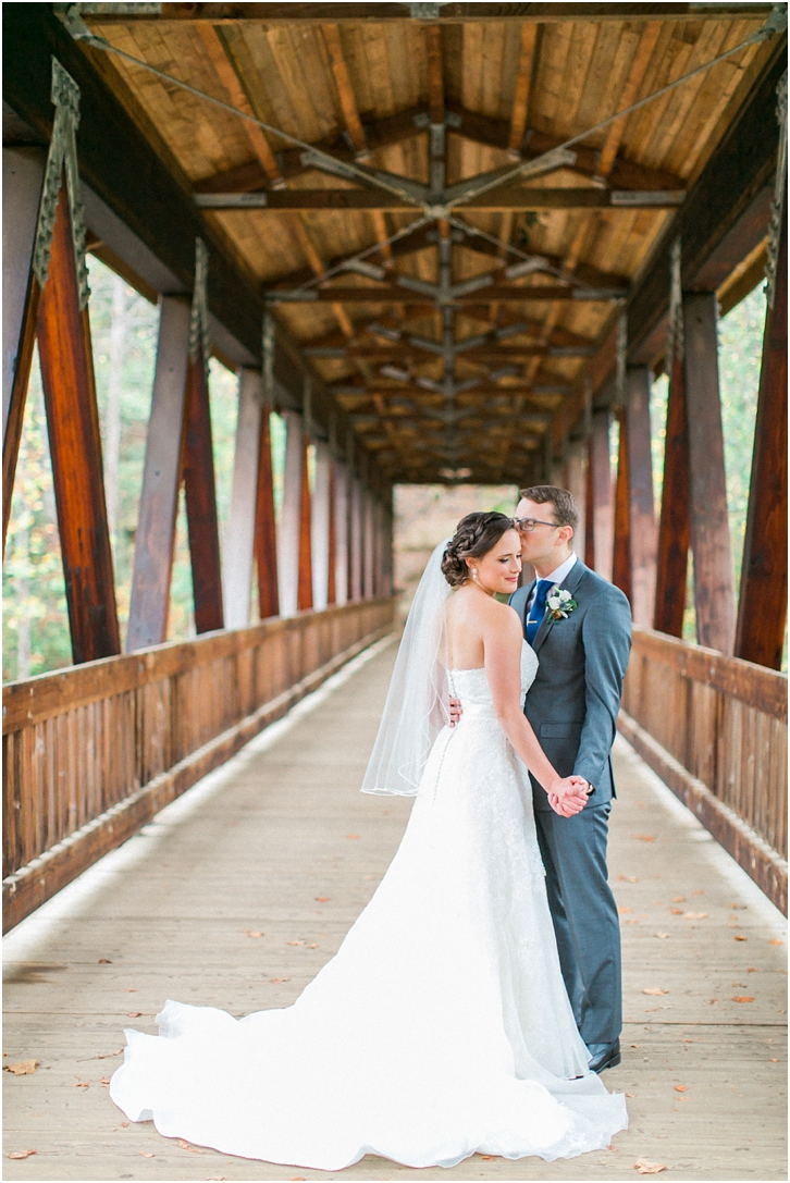 Roswell Mill Bridge Wedding Photos