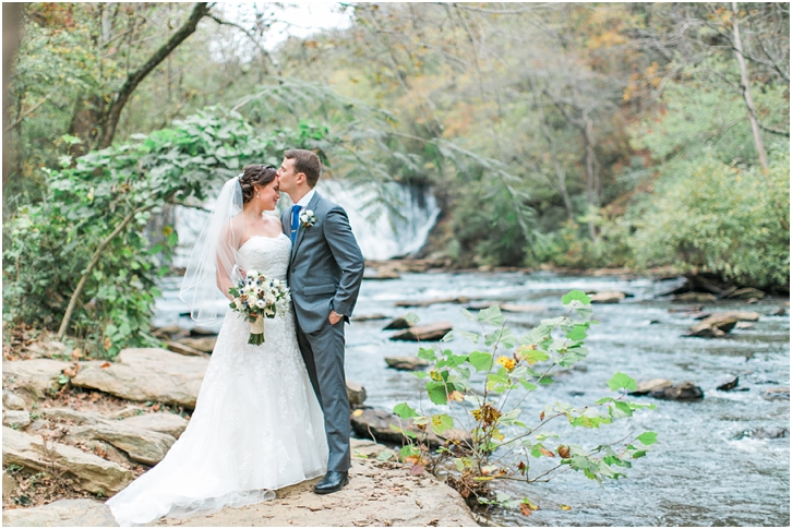 Roswell Mill Wedding Photos
