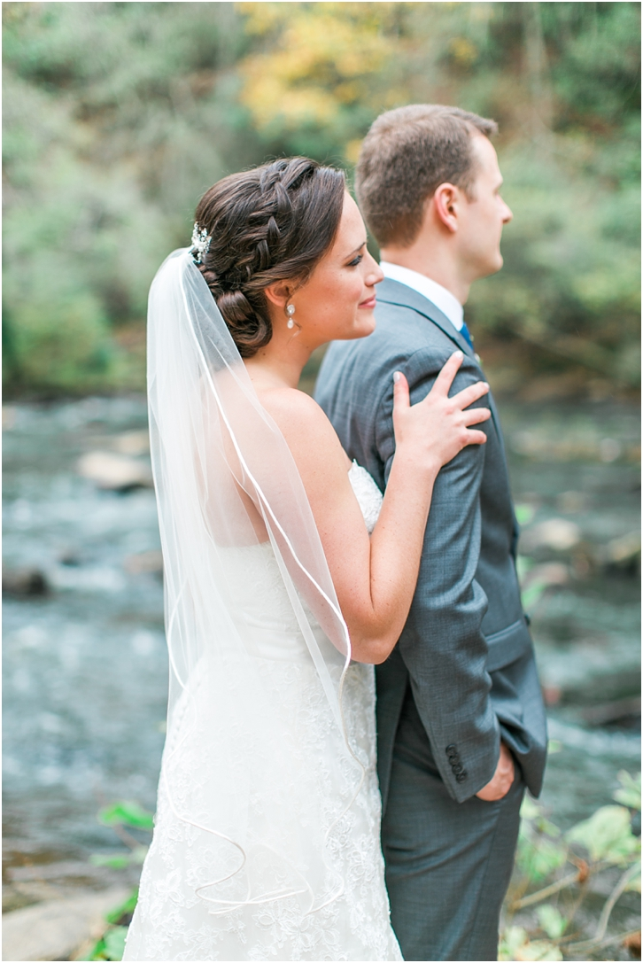 Bride and Groom Chattahoochee River Photos