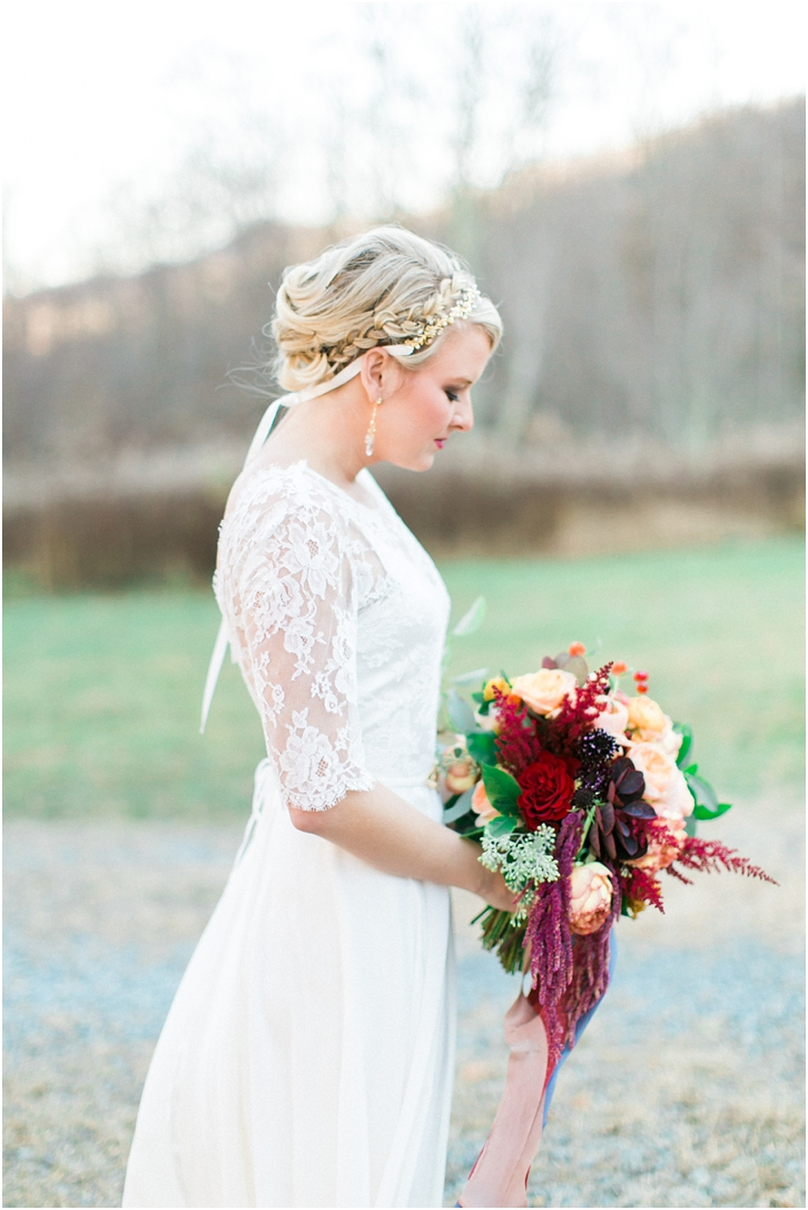 Bride Hair Ideas with Braids