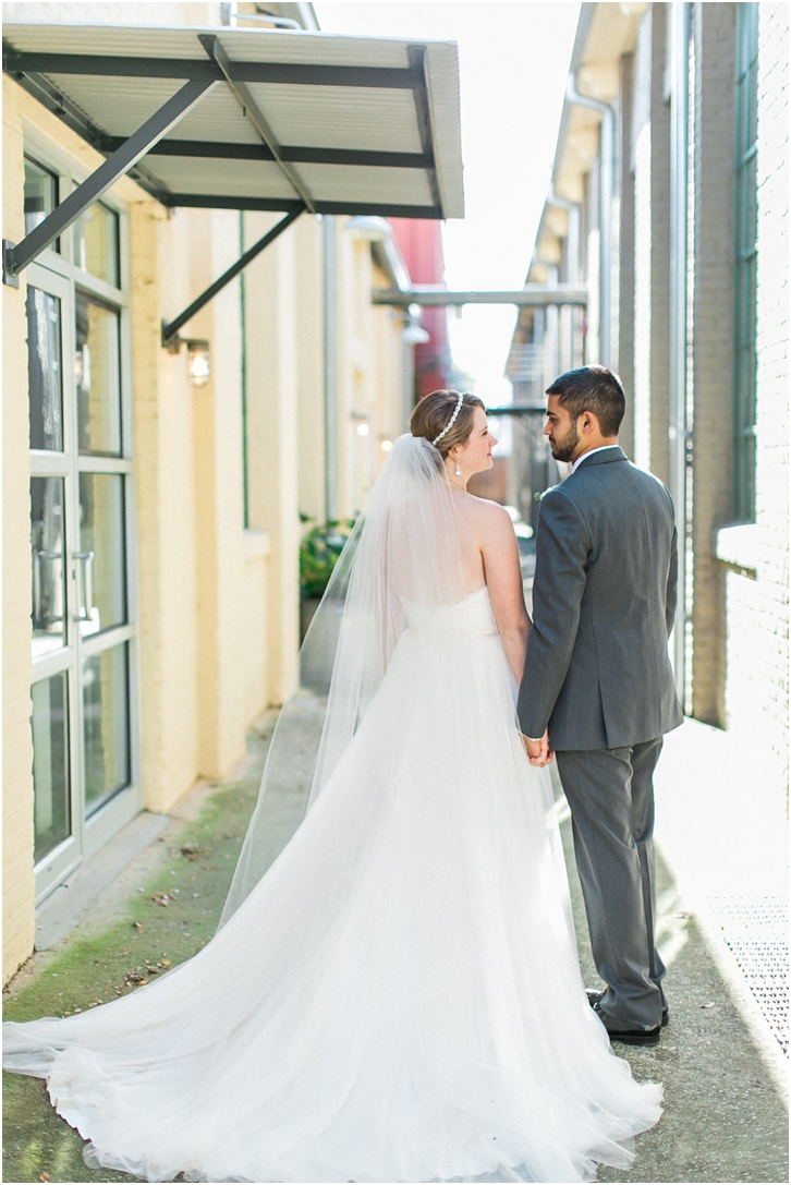 Authentic Romantic Wedding Photos Atlanta