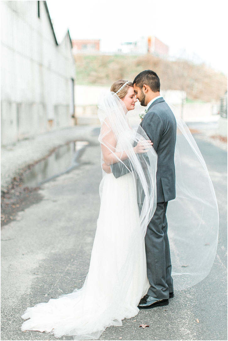 Romantic Wedding Photos Atlanta