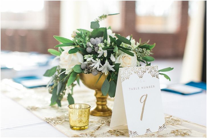 Table Centerpiece Greenery