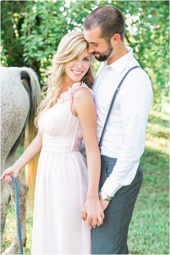 Barnsley Gardens Engagement Photos