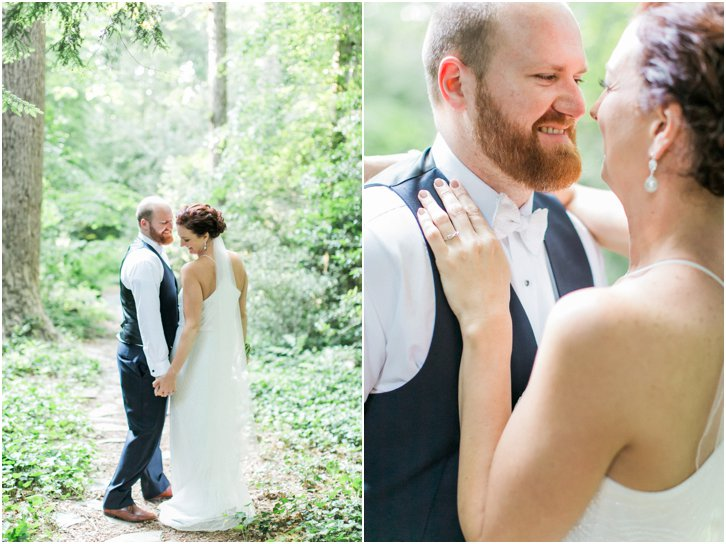 Romantic Light Wedding Photos Cator Woolford Gardens