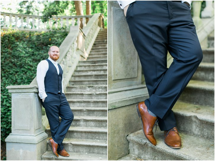 Groom Photos Cator Woolford Gardens