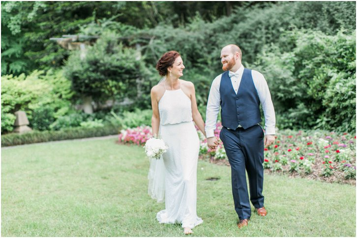 Fun Wedding Photos Cator Woolford Gardens