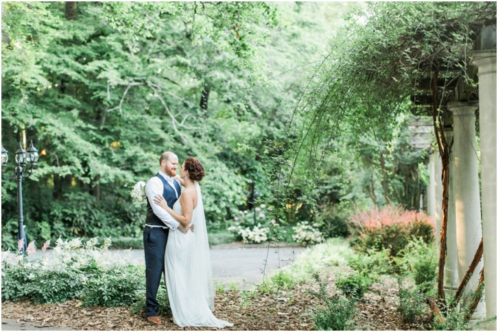Unique Wedding Photos Cator Woolford Gardens