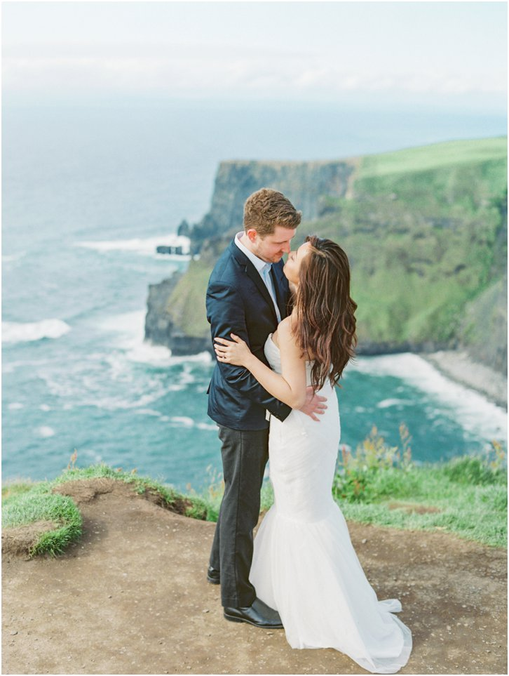 WeddingPhotosCliffsofMoher