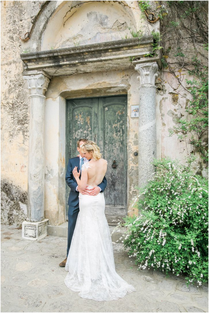 Belmond Caruso Wedding Photos