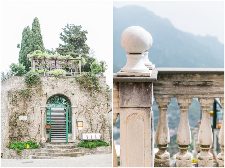 Almafi Coast Wedding at the Belmond Caruso