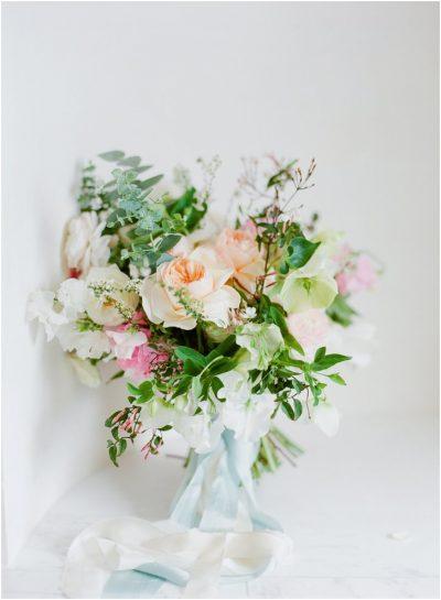 Amy Osaba Wedding Bouquet