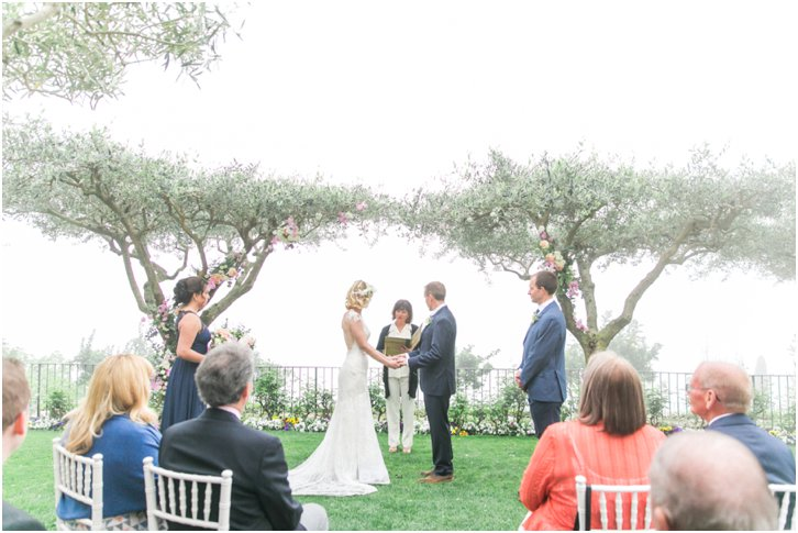 Wedding Ceremony Almafi Coast