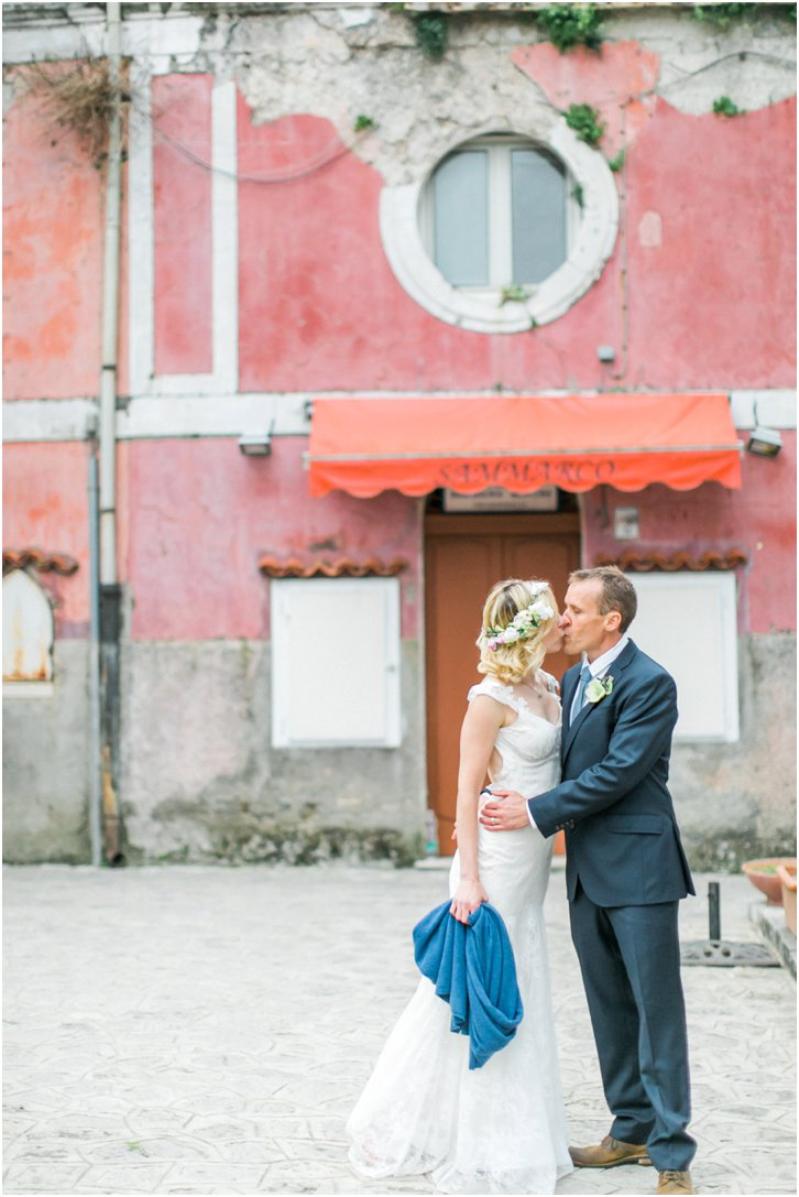 Romantic Italian Destination Wedding